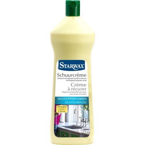 Crème à récurer Starwax 'Multi-Surfaces' 750 ml
