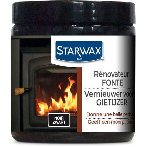 Rénovateur fonte Starwax 'Poêle' 200 ml