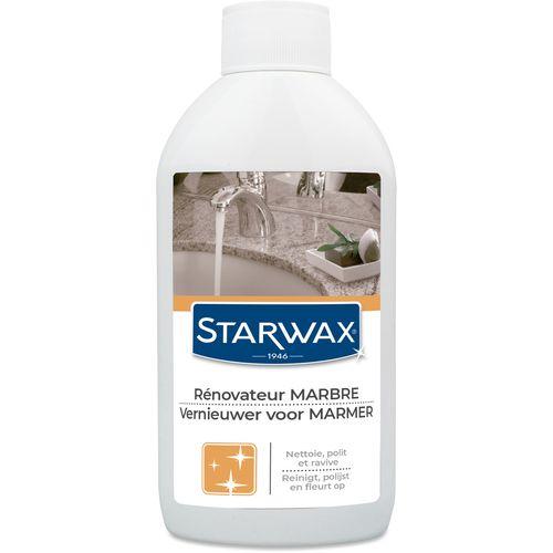 Rénovateur marbre Starwax 'Marbre & Pierres Naturelles' 250 ml