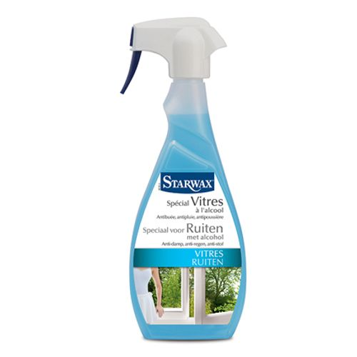 Spécial vitres à l'alcool Starwax 500 ml