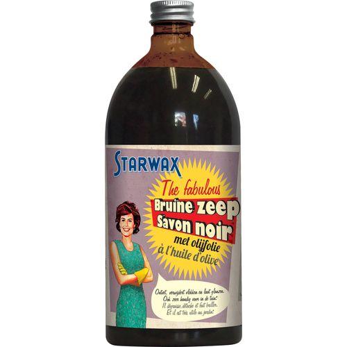 Savon noir Starwax The Fabulous huile d'olive 1L