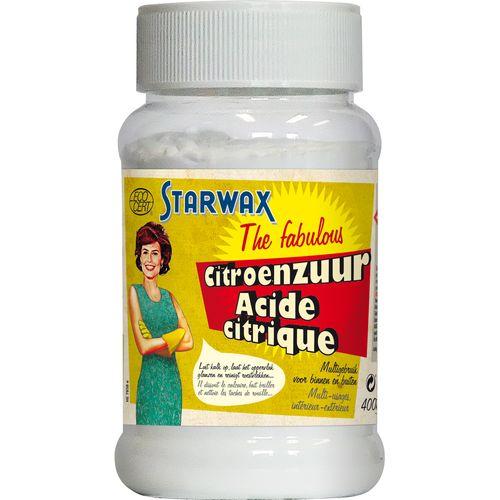 Starwax citroenzuur 'The Fabulous' multigebruik voor binnen & buiten' 400 g