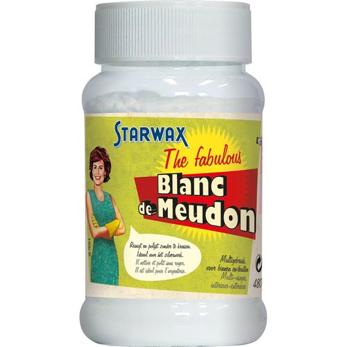 Blanc de meudon Starwax The Fabulous multi-usages 480gr