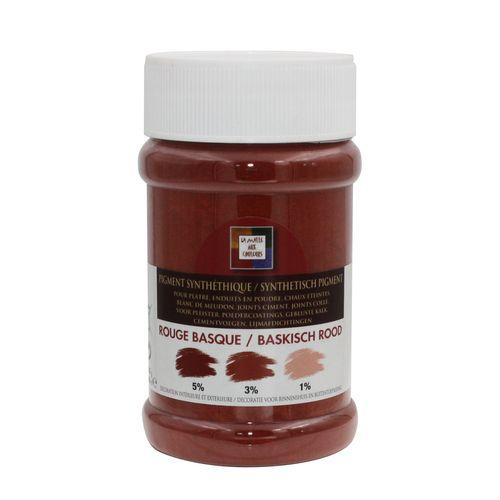 Pigment 'Malles aux couleurs' baskisch rood 250ml