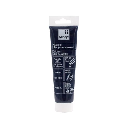 Colorant ultra concentré Sencys bleu outremer 100ml