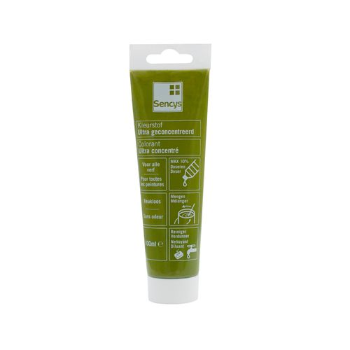 Colorant ultra concentré Sencys vert anis 100ml