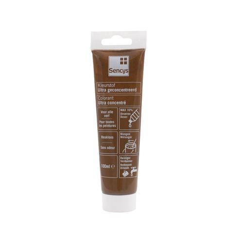 Colorant ultra concentré Sencys sienne naturelle 100ml