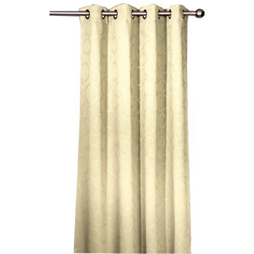 Decomode gordijn 'Julien' verduisterend corde 140 x 280 cm