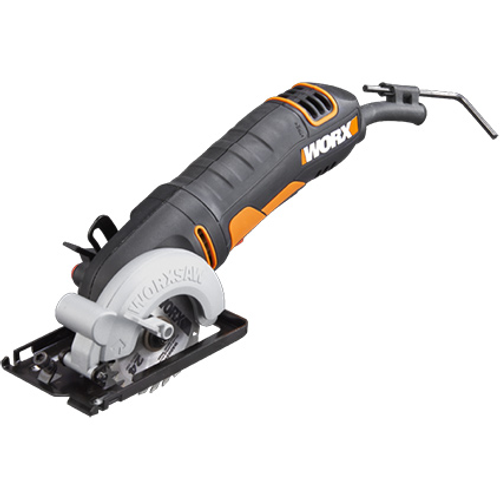 Scie circulaire Worx 'WX423' 400W
