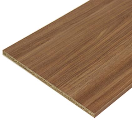 Sencys meubelpaneel notelaar 250x30cm