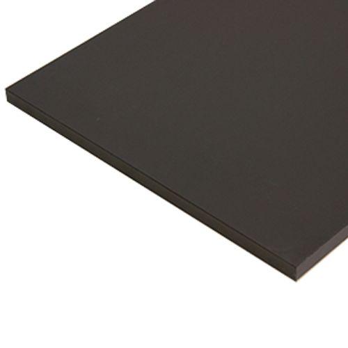 Sencys tablet antraciet grijs 120x20cm