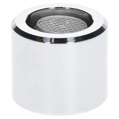 Mousseur design Sanivesk '1/2BI' Ø 23,1 mm chrome