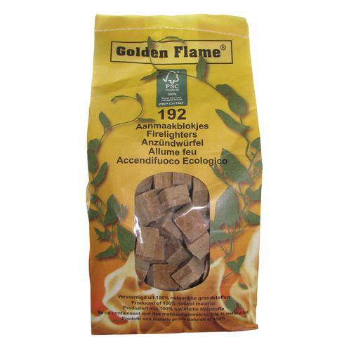 Golden flame aanmaakblokjes