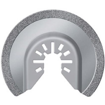 63 mm Halfrond diamant zaagblad, voor voegen, wandtegels,