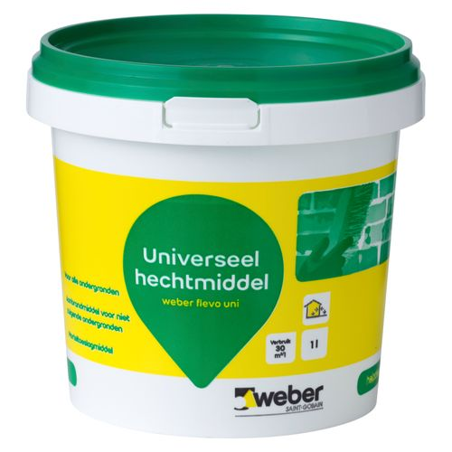 Weber flevopol uni 1L