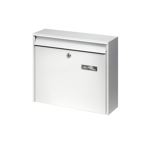 Boite aux lettres Burg Wächter 'Mail 5877' blanc
