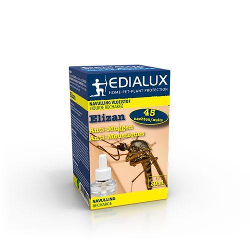 Evaporateur Edialux 'Elizan refill liquid' - 1 pcs