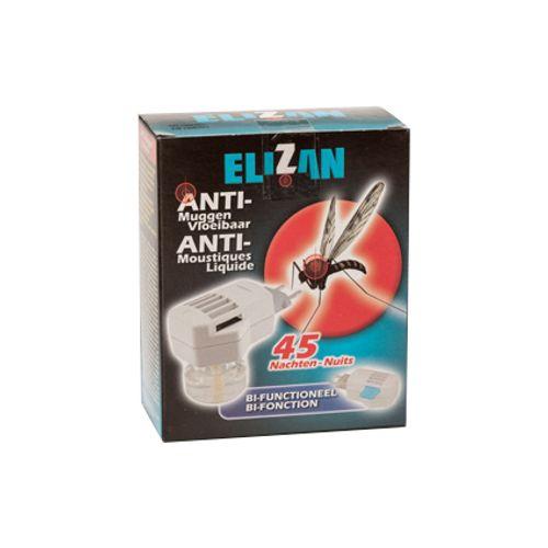 Appareil anti-moustiques Elizan 'Duo' double système