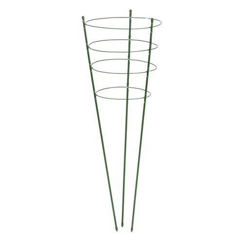 Tuteur plante Nature vert métal 60 cm