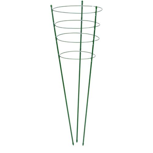 Tuteur plante Nature vert métal 120 cm