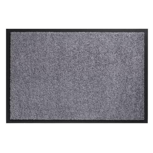 Paillasson Hamat 'Twister' gris 40 cm x 60 cm