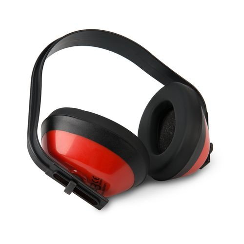 Casque antibruit standard Busters 'Pro-Silence I' matière synthétique