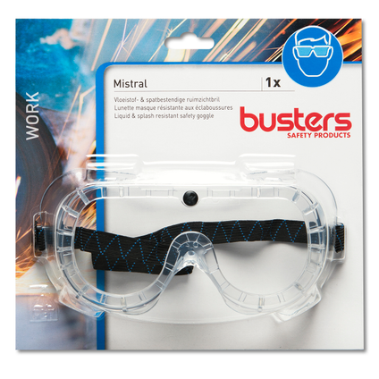 Busters bril Mistral