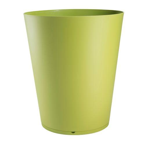 Grosfillex plantenbak Tokyo PVC ø60cm warm grey