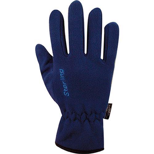 Handschoenen Fleece marine maat M