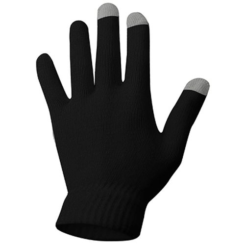 Handschoenen Touch zwart maat S - M