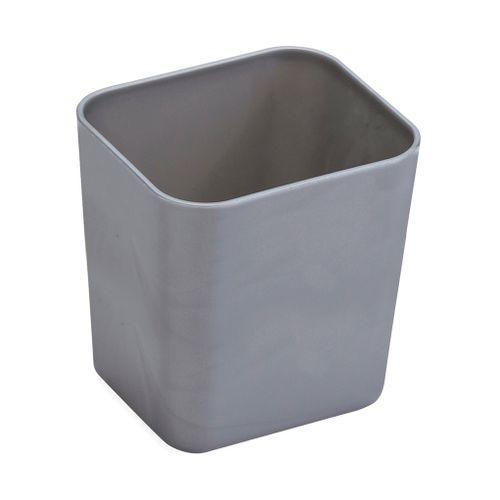Poubelle Sunware 'Q-line' 0,25 L métal