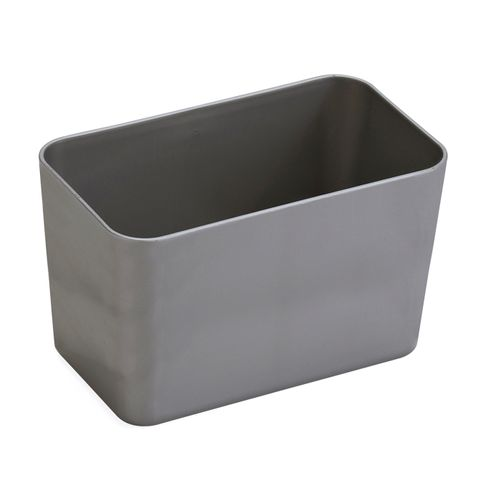 Poubelle Sunware 'Q-line' 0,55 L métal