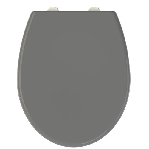 Abattant WC Allibert 'Fally' thermodur gris