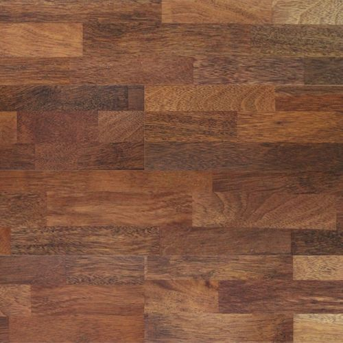 Parquet massif DecoMode merbau verni 15mm