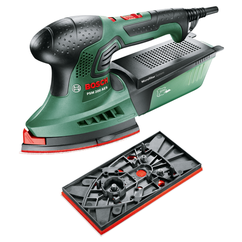 Bosch ponceuse multiple PSM200AES 200W