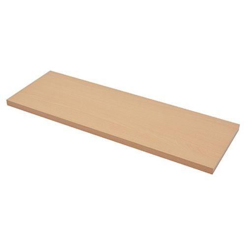 Duraline wandplank '4xSXS2' beuken 1,8 x 60 x 20 cm