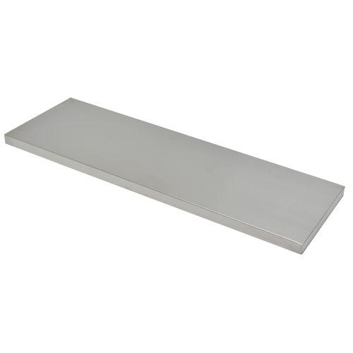 Duraline wandplank '4xSXS2' rvs 1,8 x 60 x 20 cm