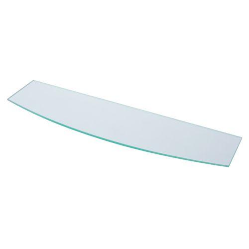 Duraline wandplank '4XS' glas 60 x 15 cm x 6 mm