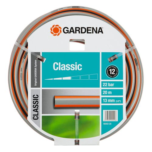 Tuyau de jardin Gardena 'Classic' Ø 13 mm L 20 m