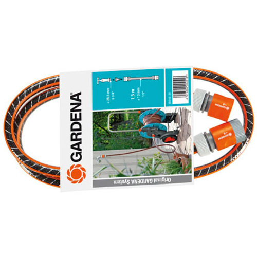 Equipment de raccordement Gardena 'Flex' 1,5 m