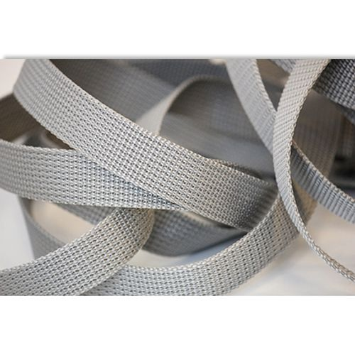Sangle pour volet roulant Packline gris 22 mm/25 m