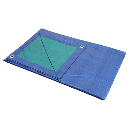 Sencys dekzeil PE 4 x 6 m 75 gr/m²