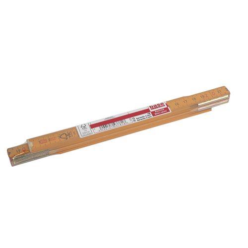 Baseline plooimeter hout 1m