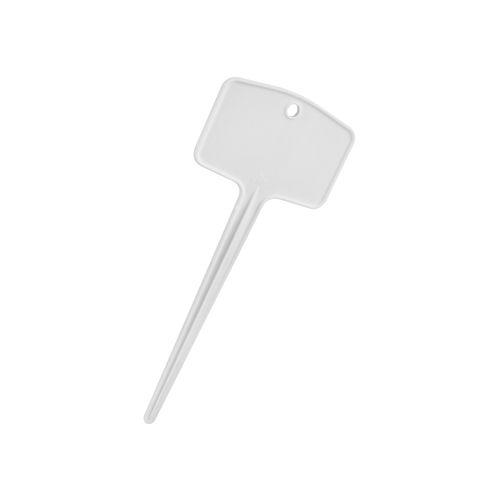 Etiquettes à planter Elho blanc 12,5 cm – 5 pcs