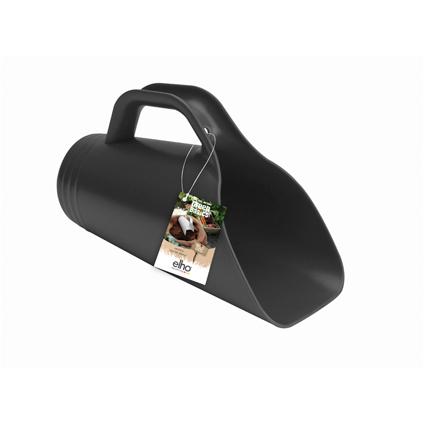 Elho tuinschep 'Green Basics' zwart 10 cm