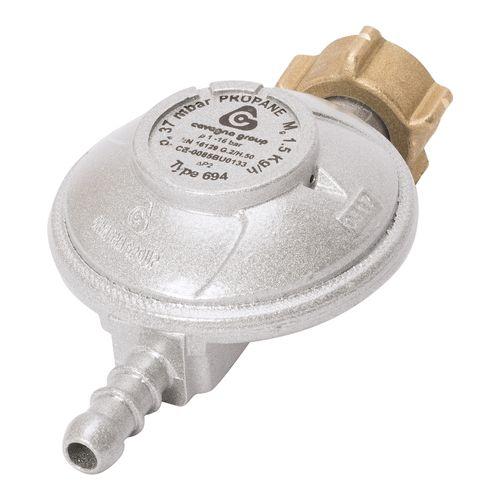 Détendeur à gaz Sanivesk 37mbar Shell