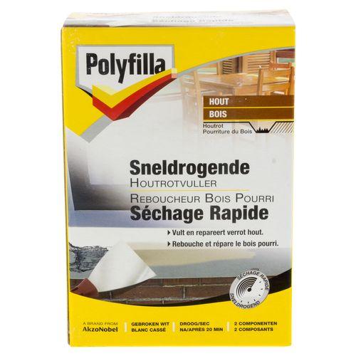 Polyfilla houtvuller sneldrogende 465 gr