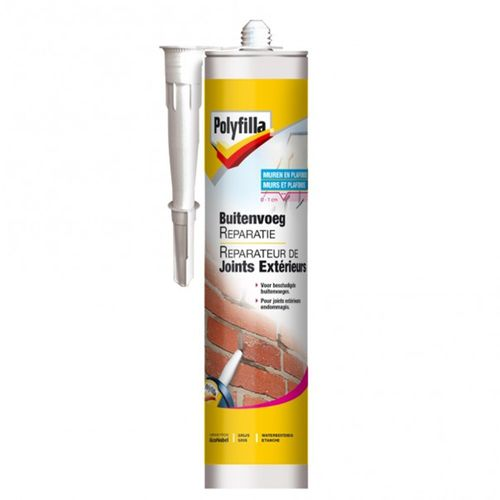 Polyfilla buitenvoegreparatie buiten 310 ml