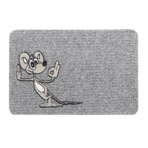 Paillasson Flocky happy mouse 40x60cm