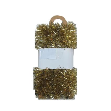 Kerstlinger goud Central Park 270x5cm